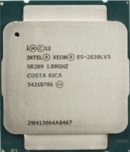 E5 2630LV3 8 core 16 filo 2011 versione ufficiale della CPU frequenza principale 1.86G 8 core E5 2630LV3 1.8G