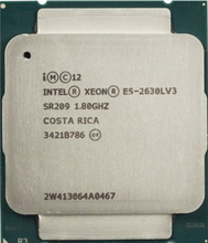 E5 2630lv3 8 núcleo 16 thread 2011 versão oficial da cpu principal freqüência 1.86g 8 núcleo e5 2630lv3 1.8g