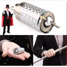 Personale portatile arti marziali tasca magica in metallo Bo Staff-nuova tasca di alta qualità Sport all'aria aperta Silve in acciaio inossidabile