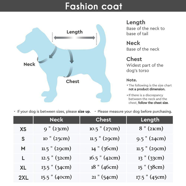 Dog Winter Metallic Coat  5