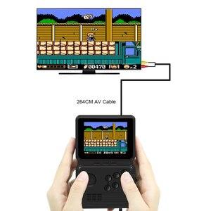 Image 4 - Retro Video Máy Chơi Game Protable 3.0 Inch M3 Mini Chơi Game Cầm Tay 16 Bit Xây Dựng Năm 900 Trò Chơi Cổ Điển