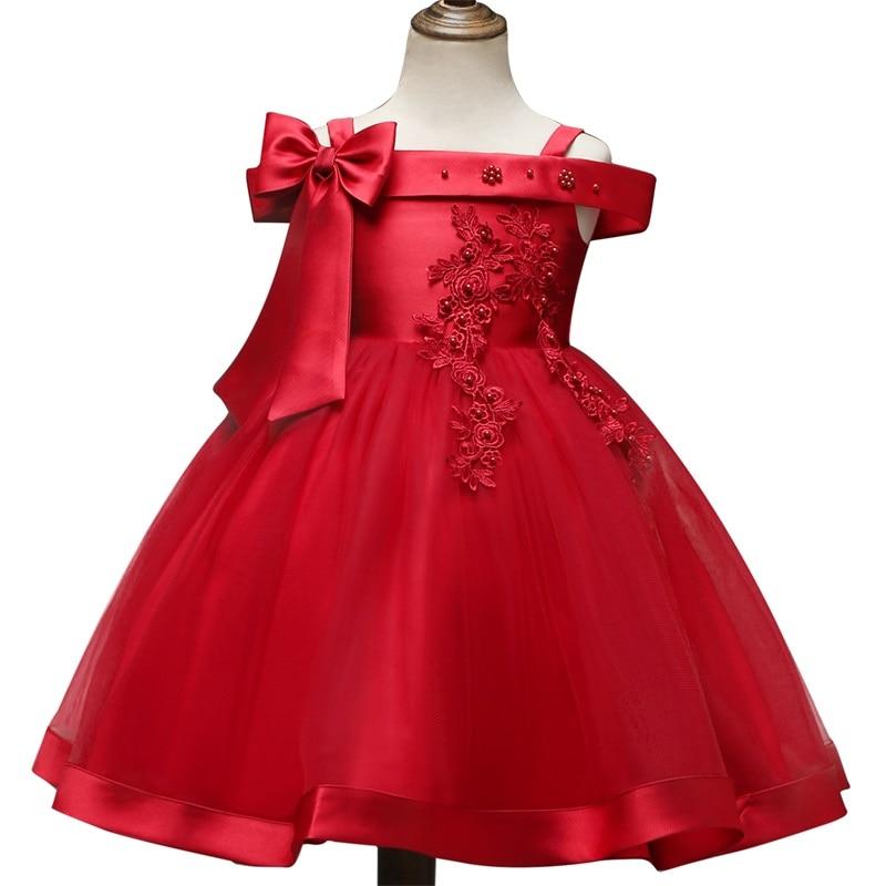 Платье для девочек; элегантное Новогоднее детское праздничное платье принцессы; свадебное платье; Детские платья для девочек; платье для дня рождения; Vestido; одежда - Цвет: Style 12