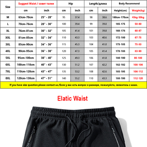 Image 5 - Super Warm Winter Fleece Sweatpants Men Thicken Jogger Pants Male Streetwear Long Trousers Big Sizes 6XL 7XL 8XL