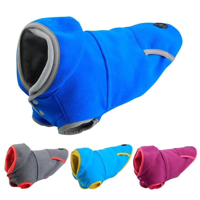 Dog Vests Keep warm font b Pet b font Cloak Parkas Cloth font b Pet b