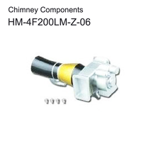 1Set Chimney Components 4F200LM Aerial Model Accessories For Walkera