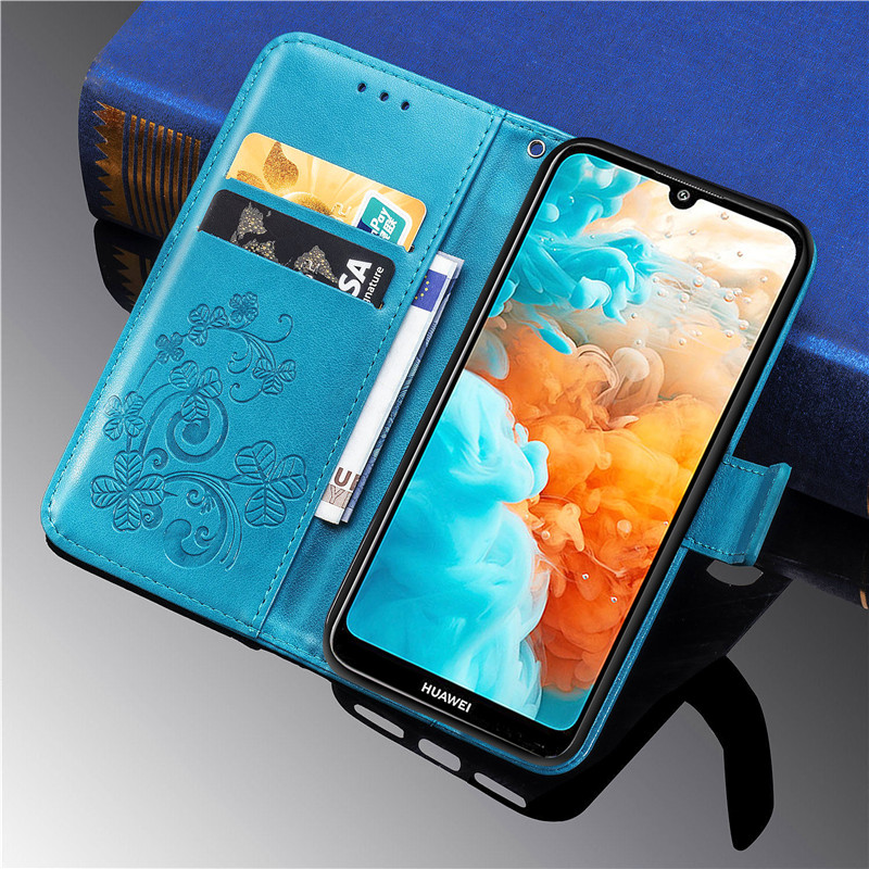 Flip-Case Huawei Y5 Honor Y6 Prime 10-Lite for 7A 8A 7C 6C Pro 5C 5A 6A 6x7x/8x8c/8s/On
