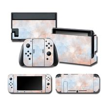 1Set Full Body Skin Colorful Sticker Art Decals for NS Switch Console Controller