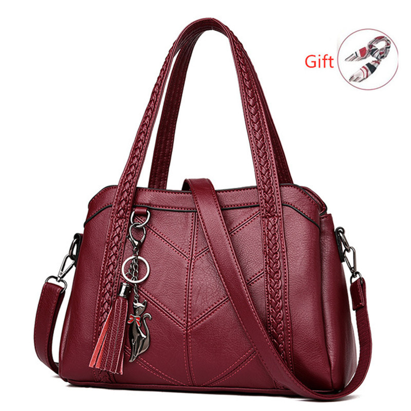 Luxury Handbags Women Bags Designer Tassel Weaving Genuine Leather Women Bag Large Capacity Shoulder Crossbody Hobo Handbag Tote