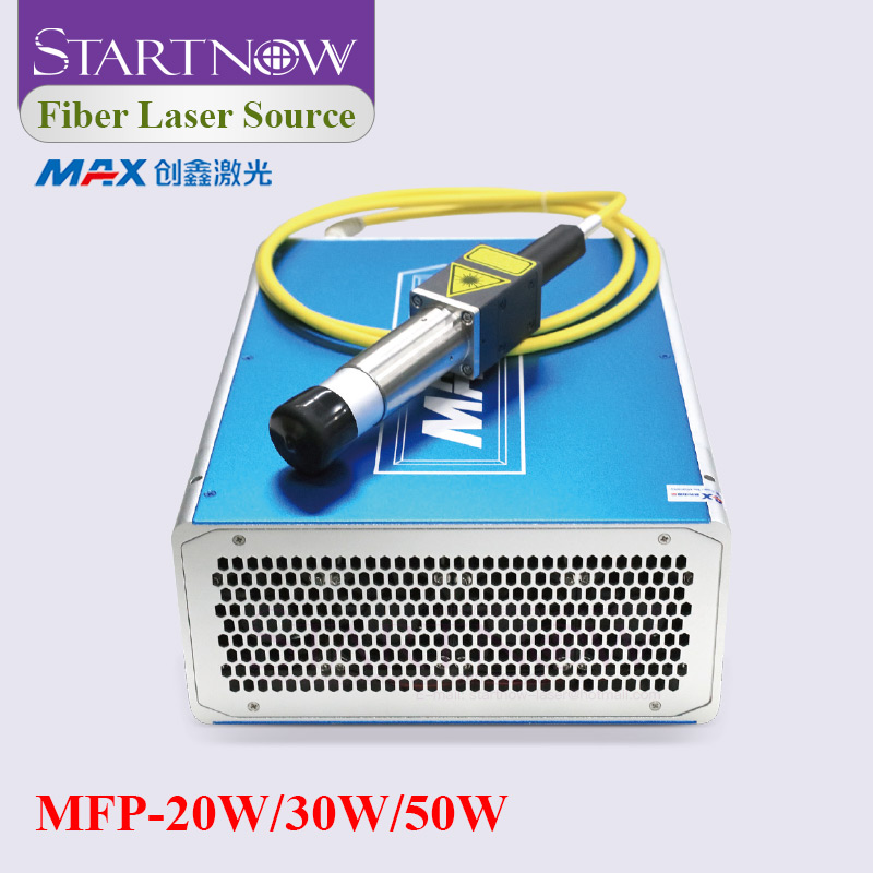 MAX 20W 30W 50W Q-switched GQM 1064nm MFP Pulsed Fiber Laser Source For Fiber Metal Marking Welding Machine MFP-20 MFP-30 MFP-50