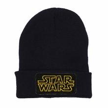 Звездные войны Дарт Вейдер для отдыха вязаная шапка зима шапки Повседневная шапочка для мужчин и женщин модная вязаная зимняя шапка хип-хоп Skullies Hat