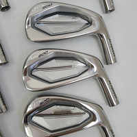 golf club set JPX900 Forged golf Iron Set Irons Golf Clubs 4-9PG R/S Flex Steel/Graphite Shaft With Head Cover free shiping