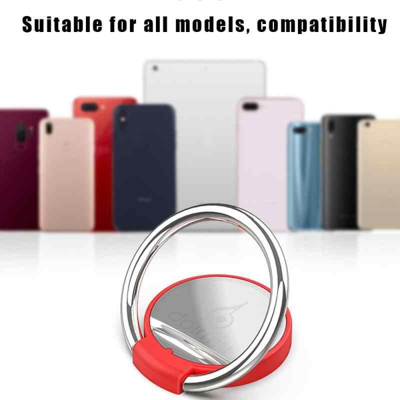 Soporte de anillo de rotación 2020 soporte de montaje en Coche magnético soporte para teléfono móvil navegación GPS Metal Universal para Huawei