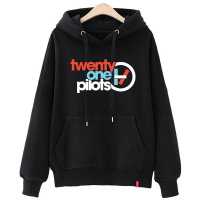 Women twenty one pilots Hoodie Woman Spring Autumn Harajuku Hoodies And Sweatshirts Female 21 pilot Hoody