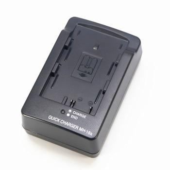 MH-18A MH18a Batterijen Oplader Voor Nikon EN-EL3a EN-EL3e Batterij D70 D80 D90 D300 D700 Camera Dc 8.4V 0.9A