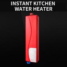 Water-Heater Free-Installation Kitchen Mini