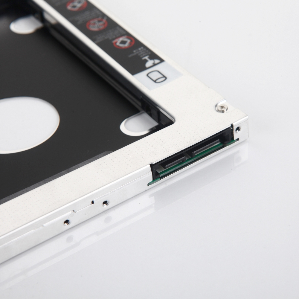 2nd Hard Drive HDD SSD Caddy Adapter for Acer Aspire E1-522 E1-532 E1-570 E1-572