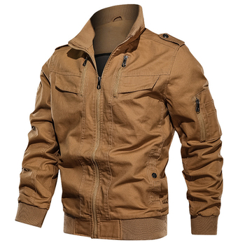 European and American Style Mens Jacket XXXXXXL Plus Size Big and Tall Mens Military Coats Flight Mens Jackets Streetwear A642