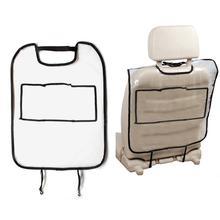 Защитный чехол на заднее сиденье для детей, защитный коврик для автомобиля, защитный коврик для автомобиля