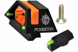 TM GLOCK 17/34 Ciclope vista low-light di visione può andare bene Kublai P1 airsoft/gel blaster vendita calda unicorno industrie