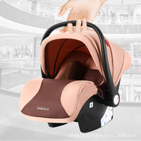 car baby seat baby in car child safety seat years can sit and lie travel car seat