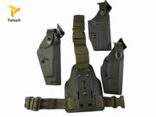 Right Hand Safariland Tactical Beretta M9 GL17 1911 USP P226 gun Holster Hunting Pistol Airsoft Gun Carry Waist Holsters