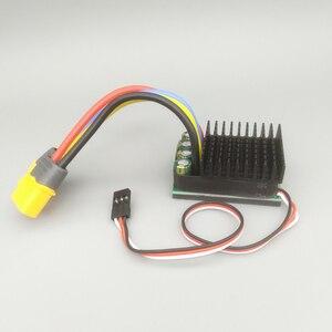 Image 1 - 480A/960A Bidirezionale Spazzola ESC 10v 32v 24v 6S Regolatore di Velocità Elettrico per FAI DA TE RC Differenziale Della Pista di Arrampicata Auto Barca