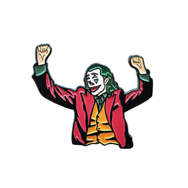 Joker 2019 Enamel Pin Bros