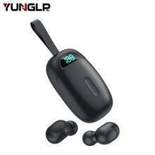 Auriculares tws fone de ouvido bluetooth fone sem fio fones de ouvido ar com microfone fone em botões de ouvido telefones alta fidelidade sem fio