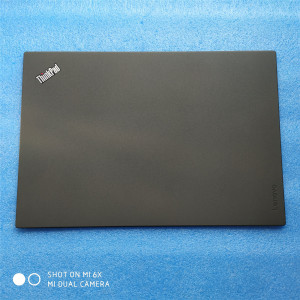 New Original Screen Rear Lid Top Case For Lenovo ThinkPad T460 Laptop LCD Back Cover AP105000100 01AW306