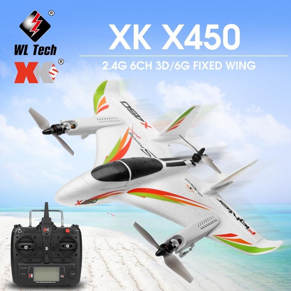 DroneMaster XK X450 720P 6CH 2 4GHz 3D Remote Control Acrobatic RC Drone Multiple Flight Modes Rc Toys For Childs