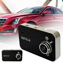 K6000 1080P Full HD Screen Car DVR Camera Night Vision Dash Cam Driving Recorder