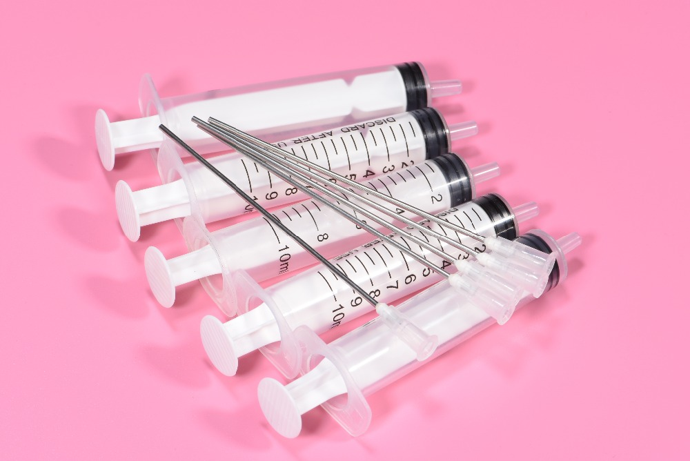 Add The Ink Tool 10ML Syringe Injector For Refilling Ink CISS Ink Cartridges With 10cm Long Needle