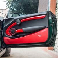 Decoração interior do carro porta painel de proteção adesivo estilo do carro acessórios para bmw mini cooper s f54 f55 f56 f60 r55 r60 r61|adesivos automotivos internos| |  -
