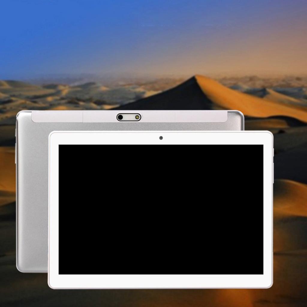Hot Sale 128GB ROM Gaming Tablet Pc Octa Core 5MP 1280x800 Screen Dual 2.5D Glass WIFI 4G FDD LTE Phone Pad