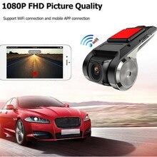 Мини Автомобильный видеорегистратор камера Full HD 1080P Авто Цифровой Видео dvr рекордер ADAS видеокамера g-сенсор видеорегистратор Wifi gps Dashcam