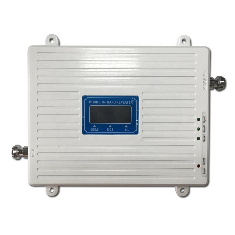 Low Price Tri-band 900/1800/2100 Mobile Signal Booster