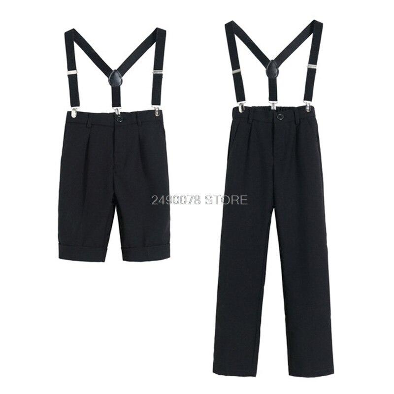 Girls Kids Childrens Pleated School Uniform Full Elasticated Waist Skirt •