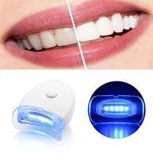 Whitening Light Laser Led Teeth Teeth-Bleaching Accelerator Mini Built-In 1PCS GENKENT