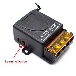 Image 4 - AC 220V 30A 1CH RF 433MHz Drahtlose Fernbedienung Schalter Empfänger Modul + 433mhz Sender Kit Für intelligente Haus