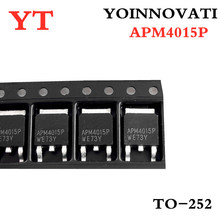 10pcs/lot APM4015P APM4015 4015 TO-252 IC .
