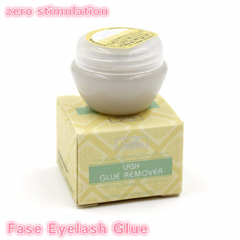 New Professional Fase Eyelash Glue Remover Eyelash Extensions Tool Cream 5g Made In Japan Fragrancy Smell Glue Remover eyelash extension glue remover professional false eyelash glue remover eyelash remover cream fragrancy smell glue remover