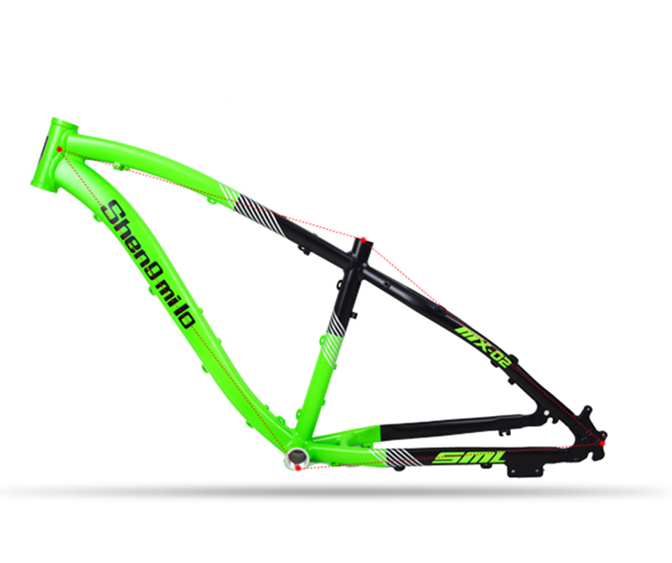 Carbon Road Frame, Frame Road Bike Bicycle Frame,mountain Bike Frame,marco Bicicleta 6061Aluminium Alloy Frame Bicycle Frame