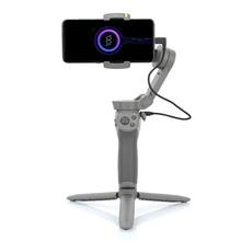 USB кабель для Android micro type c prot, разъем, мобильный телефон, линия, для dji osmo Mobile 3, камера, gimbal, аксессуары