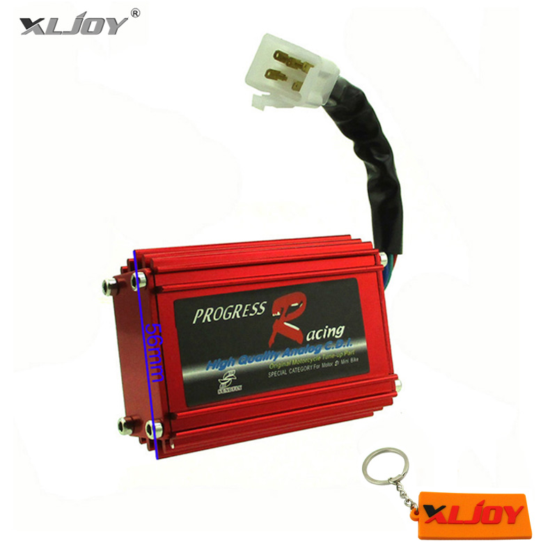 XLJOY 5 Pin Racing AC CDI Ignition Box For Honda DIO Elite SB50 SA50 Scooter Spree SYM DD50 Arnada Motorcycle