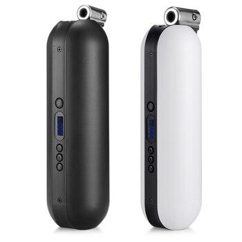 Zeepin Электрический надувной внешний аккумулятор 2 в 1 светодиодный светильник 150 фунтов/кв. дюйм перезаряжаемый умный автоматический MTB дорож...