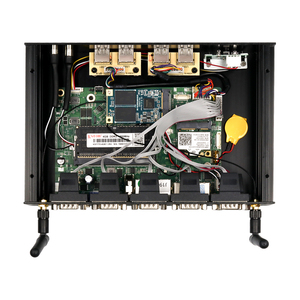 Image 5 - Fanless Industrie Mini PC Intel Core i7 4500U i5 4200U Windows Linux Dual Gigabit Ethernet 6 * RS232/485 8 * USB 3G/4G LTE WiFi