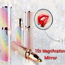 зеркало с подсветкой для макияжа светильник светодиодный косметическое