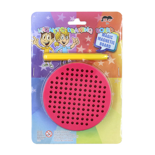 Children Magnetic Drawing Board Educational Toy Creative Steel Ball Drawing Board 3-6-Year-Old