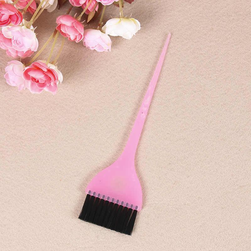 1 Bộ Làm Tóc Cọ Salon Màu Tóc Nhuộm Tint Bộ Dụng Cụ Uốn Tóc Chải Tóc Đa Năng Nhuộm Bàn Chải