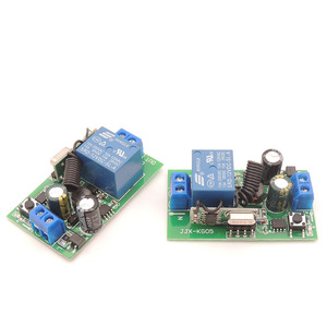 Image 5 - 433MHz Universal Remote Control AC 110V 220V 1CH rf Relay Receiver and Transmitter for Universal LED light and Door Controller